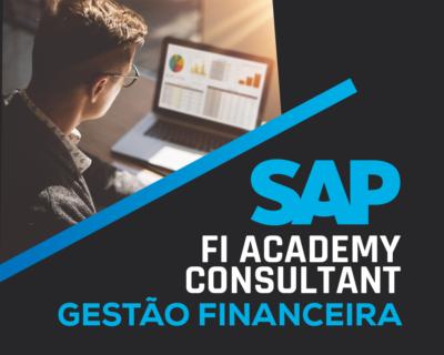 SAP-FI – ACADEMY CONSULTANT – GESTÃO FINANCEIRA