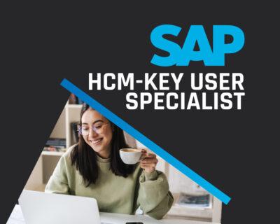 SAP-HCM – KEY USER SPECIALIST – GESTÃO DE RECURSOS HUMANOS
