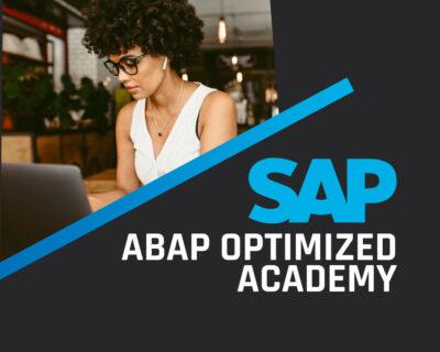 SAP-ABAP  – OPTIMIZED ACADEMY – LINGUAGEM DE PROGRAMAÇÃO