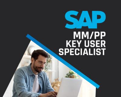 SAP-MM/PP – KEY USER SPECIALIST – GESTÃO DE MATERIAIS E PRODUÇÃO