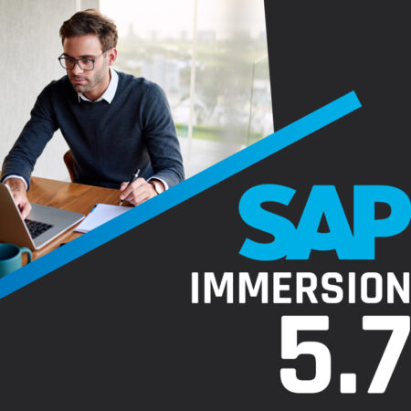 SAP IMMERSION 5.7