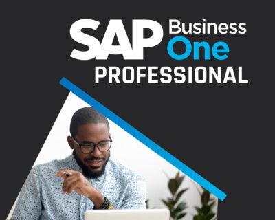 SAP-B1  BUSINESS ONE PROFESSIONAL – GESTÃO DE PEQUENAS EMPRESAS