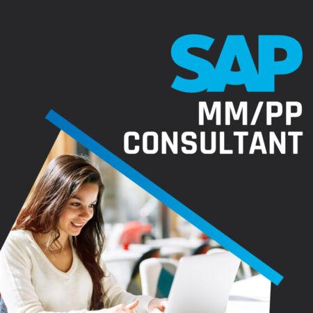 SAP-MM/PP – CONSULTANT – GESTÃO DE MATERIAIS E PRODUÇÃO